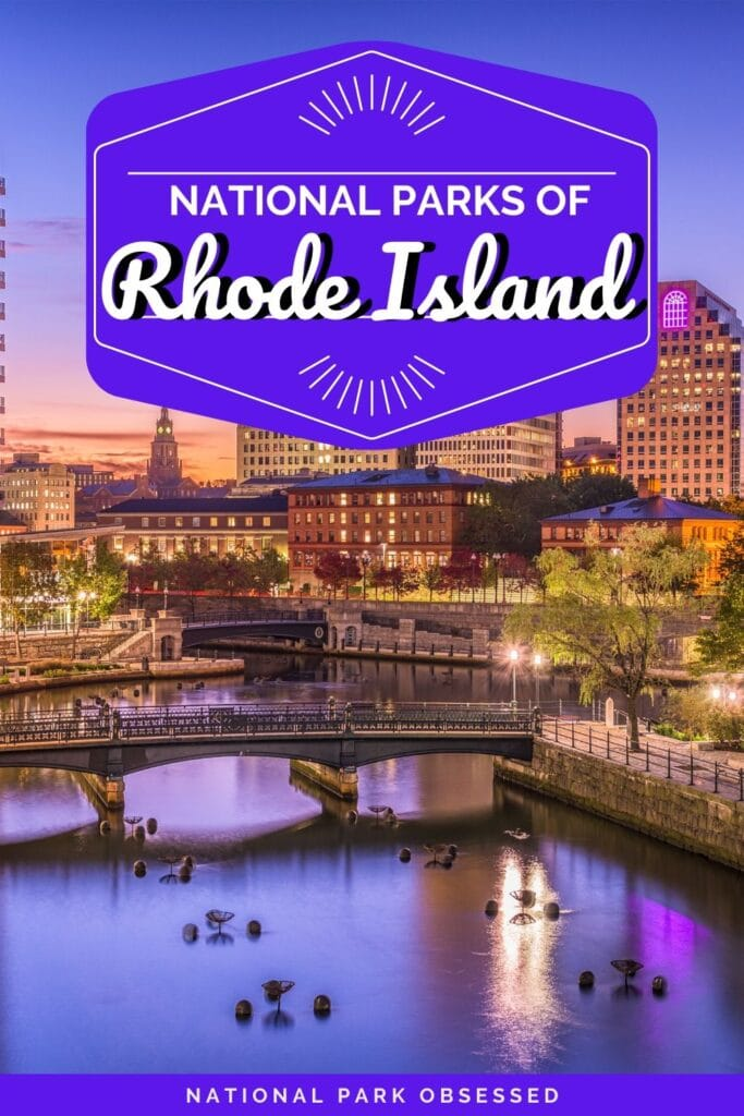 Heading to Rhode Island and want to explore. The National Parks of Rhode Island has plenty of history and wilderness to explore.  #findyourpark #nationalparkobsessed #rhodeislands #nationalparkgeek #nationalpark #nationalparks