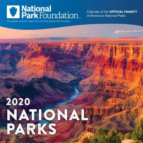 National Park Foundation Calendar