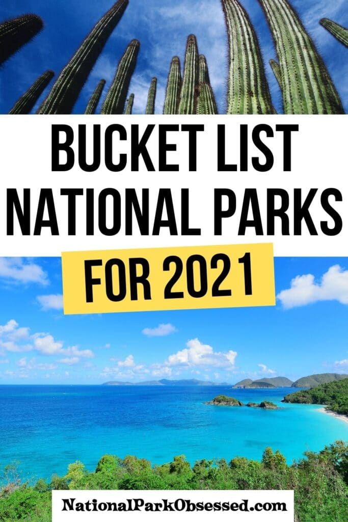Are you planning your #findyourpark adventures for 2021? Having trouble with deciding which of the 419 national park service units you should visit?  Here is our guide for the best national park units to visit in 2021.  Must Visit National Parks Must-See National Parks 2021 National Parks National Park Trips 2021 Must See National Parks   #nationalpark #nationalparks #travel #unitedstates #nps   #nationalparkobsessed
