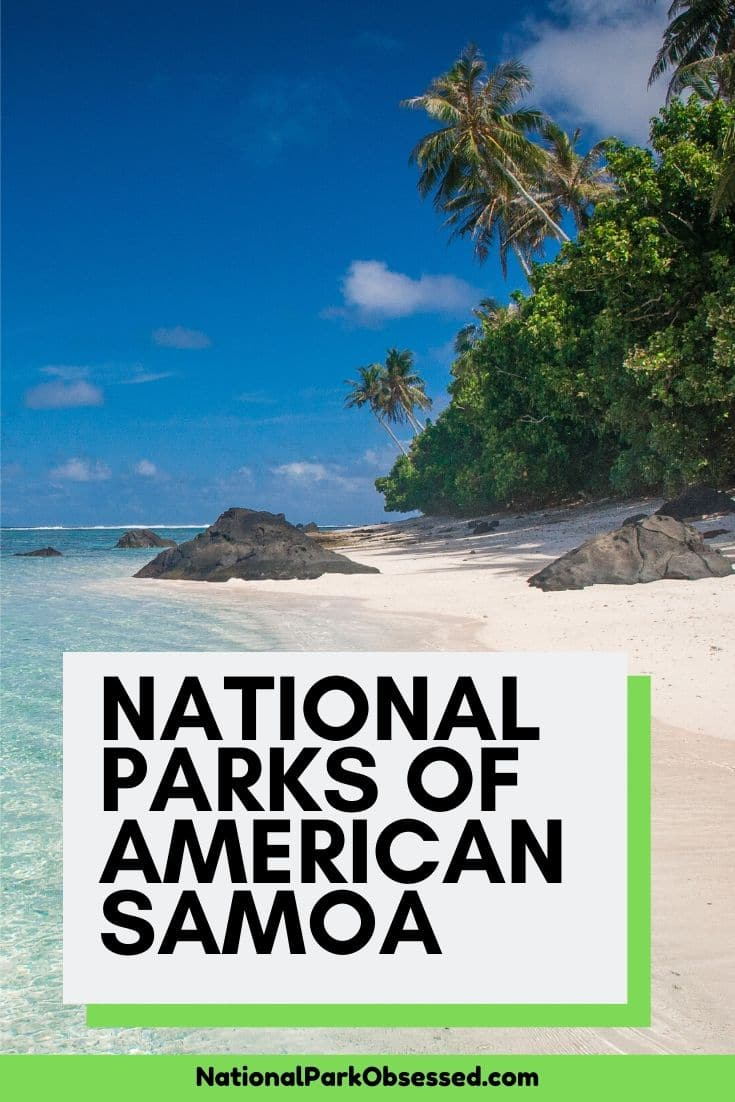 Heading to American Samoa and it\'s National Park Service Unit. The National Parks of American Samoa have plenty of history and wilderness to explore. American Samoa National Park / National Park Obsessed #findyourpark #nationalparkobsessed #americansamoa