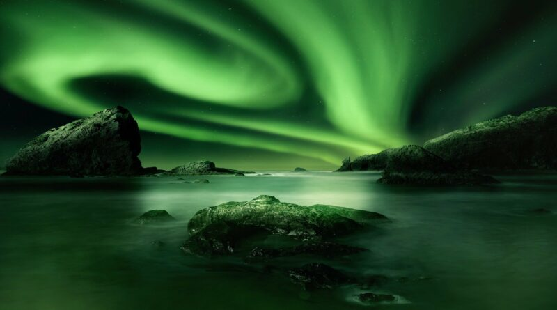 Best National Parks to See the Northern Lights in the USA