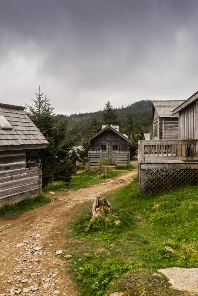 Mount Leconte Lodge