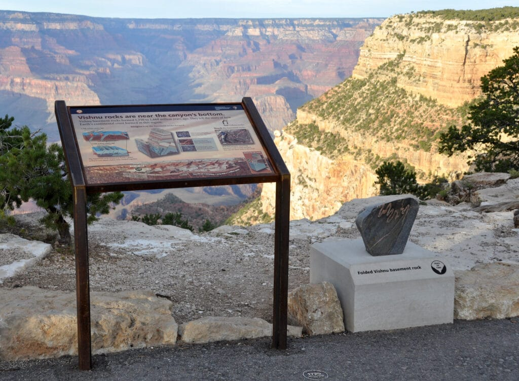 Trail of Time - First Visit to Grand Canyon