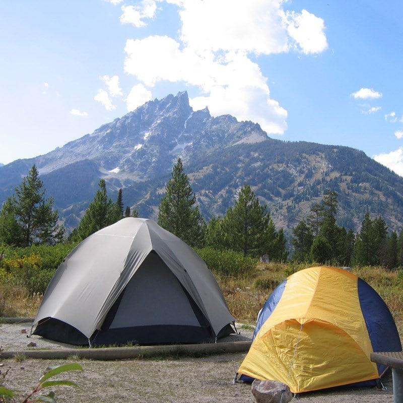Jenny Lake Campground