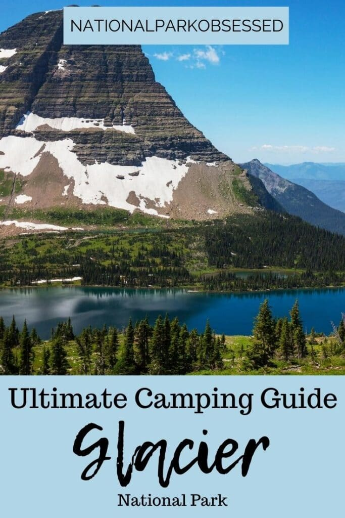 Are you considering camping in Glacier National Park? Click here for the ultimate guide Glacier Campgrounds and get ready for a Glacier camping trip.   Glacier  National Park Camping / Camping at Glacier National Park / National Park Camping / Many Glacier Camping / St. Mary Campground / Montana Camping / Winter Camping