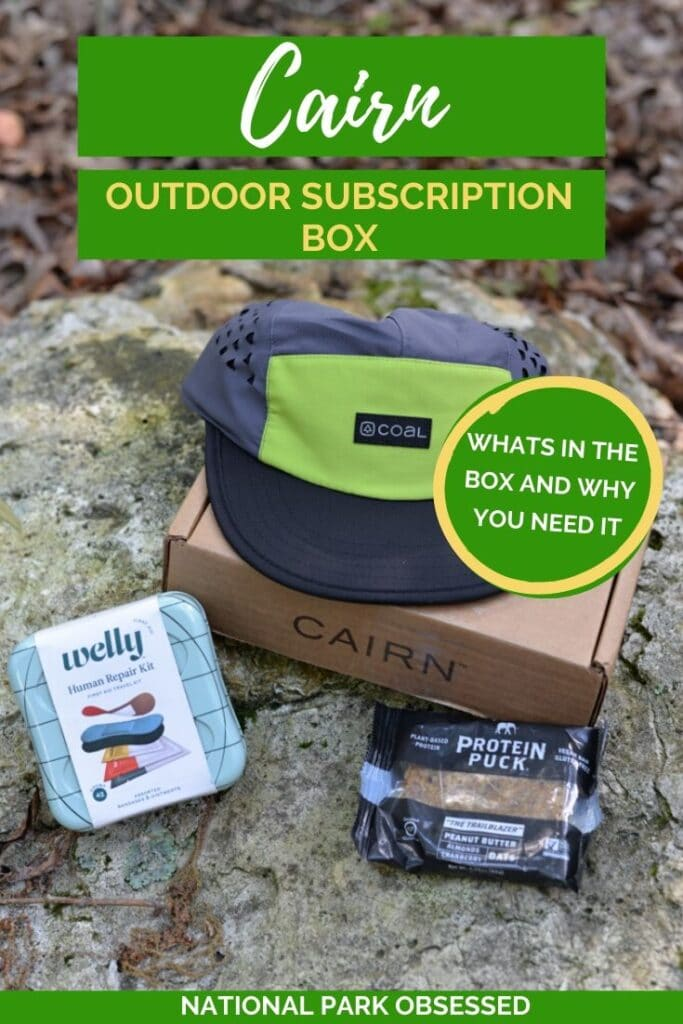 Thinking about getting the Cairn Subscription Box and wondering if it is a good fit for you? Check out our review and learn about this great outdoor lover box.  Outdoor Subscription Box / Hiking Subscription Box / Backpacking Subscription Box / Outdoorman Subscription Box / Outdoorwomen Subscription Box / Nomadik Subscription Box