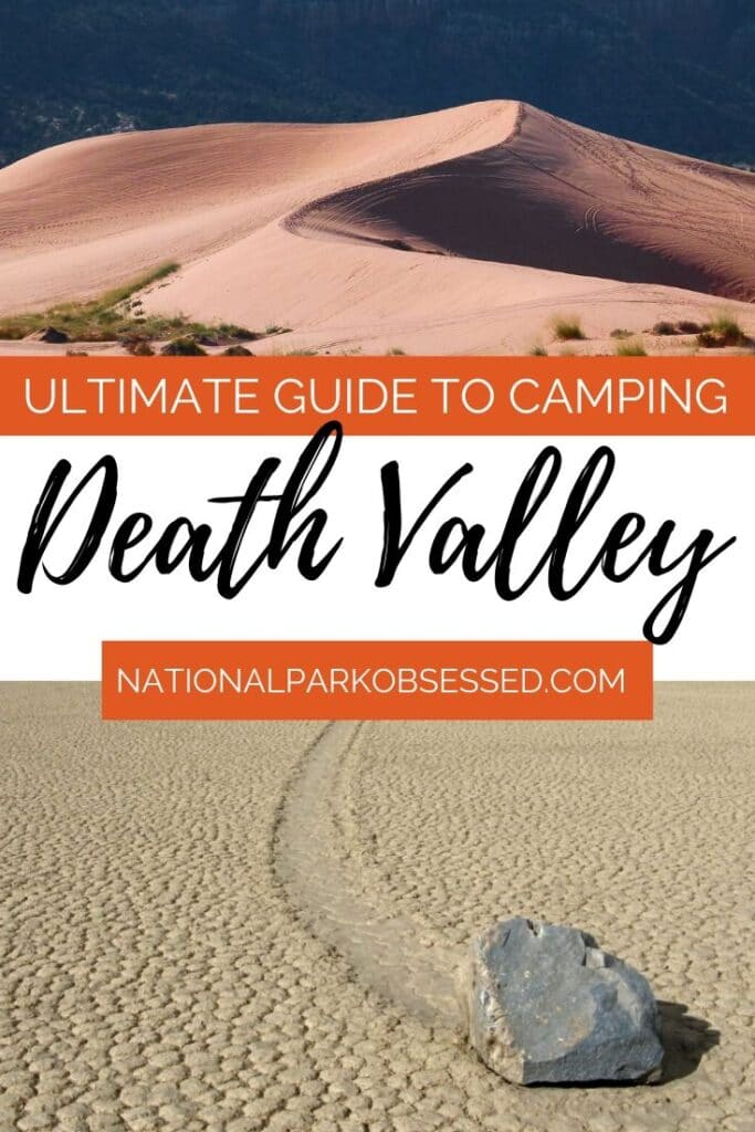 Are you considering camping in Death Valley National Park? Click here for the ultimate guide Death Valley Campgrounds and get ready for a Death Valley camping trip. Death Valley National Park Camping / Camping at Death Valley National Park / National Park Camping / Furnace Creek Camping / Furnace Creek Campground / California Camping / Winter Camping