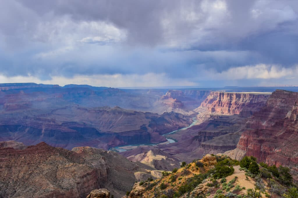 Airbnbs near Grand Canyon National Park- View of Grand Canyon