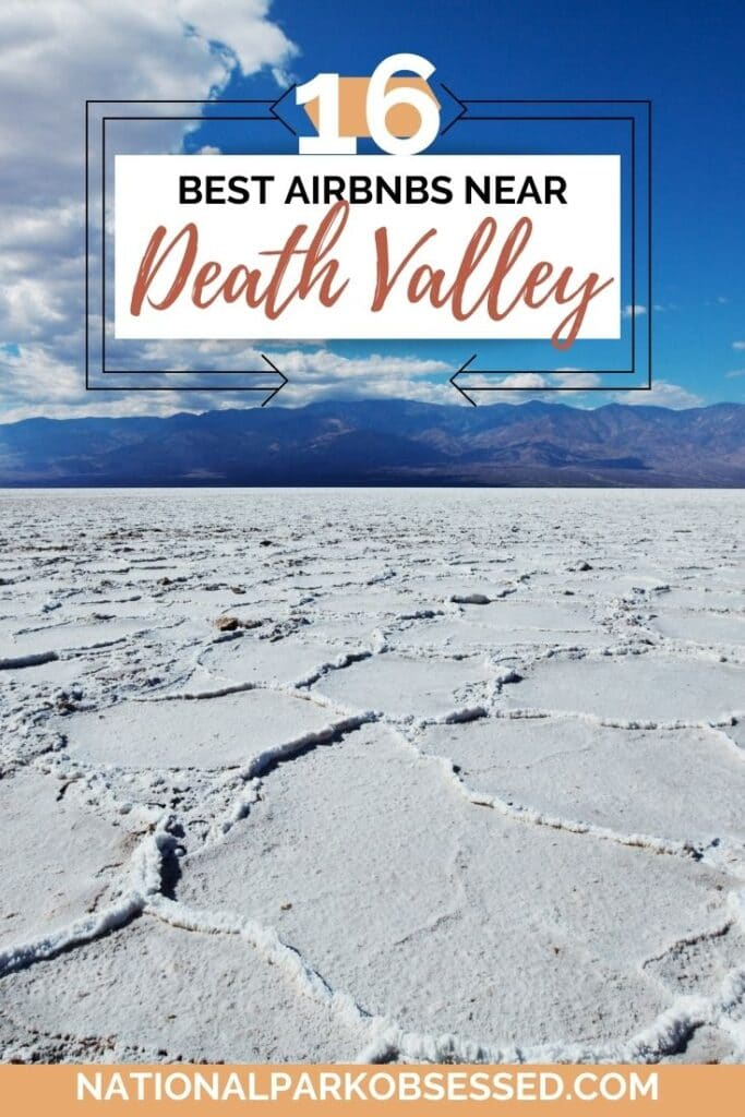 Click HERE to learn about the best Death Valley Airbnb. We have compiled a list of the most amazing Airbnbs near Death Valley National Park to use as a base to explore.  #Deathvalley Death Valley Hotels / Death Valley accommodations / accommodations near Death Valley/ Hotels near Death Valley vacation/ Airbnb Death Valley / Death Valley National Park Airbnb / where to stay in death valley / airbnb death valley national park / cabins in death valley rentals / deaht valley vrbo