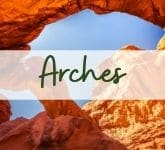 Arches - National Parks of the United States