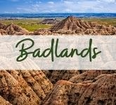 Badlands - National Parks of the United States