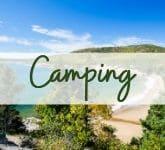 Acadia National Park Camping