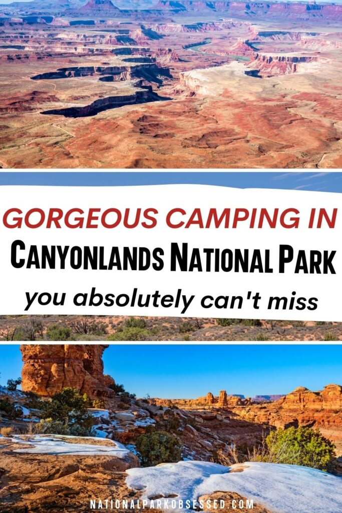 Are you considering camping in Canyonlands National Park? Click HERE for the ultimate guide to Canyonlands Campgrounds and get ready for a Canyonlands camping trip.   camping canyonlands national park utah camping in canyonlands national park camping Canyonlands national park campground canyonlands utah camping camping near canyonlands national park	canyonlands national park camping map campgrounds near canyonlands national park canyonlands national park rv camping