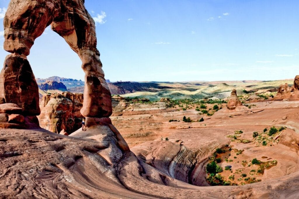 Picture of Delicate Arch Basin