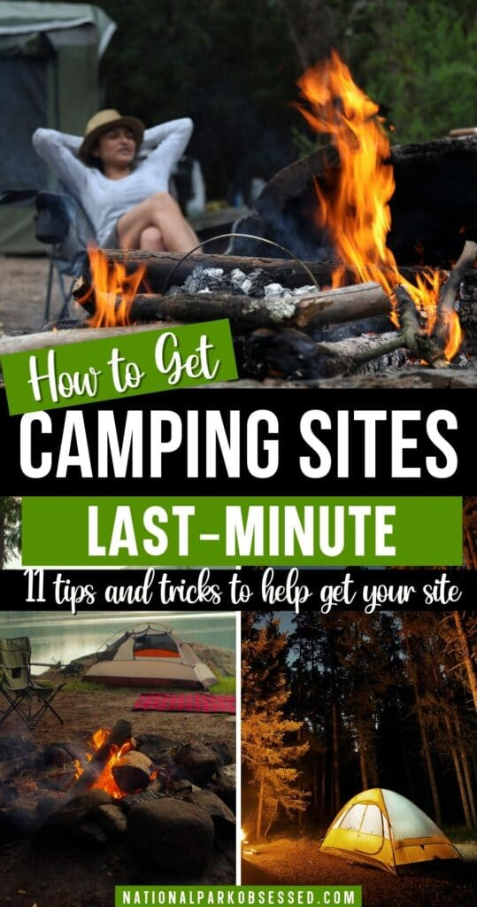 11 First-Come, First-Serve Camping Tips and Tricks to ensure you get your spot
