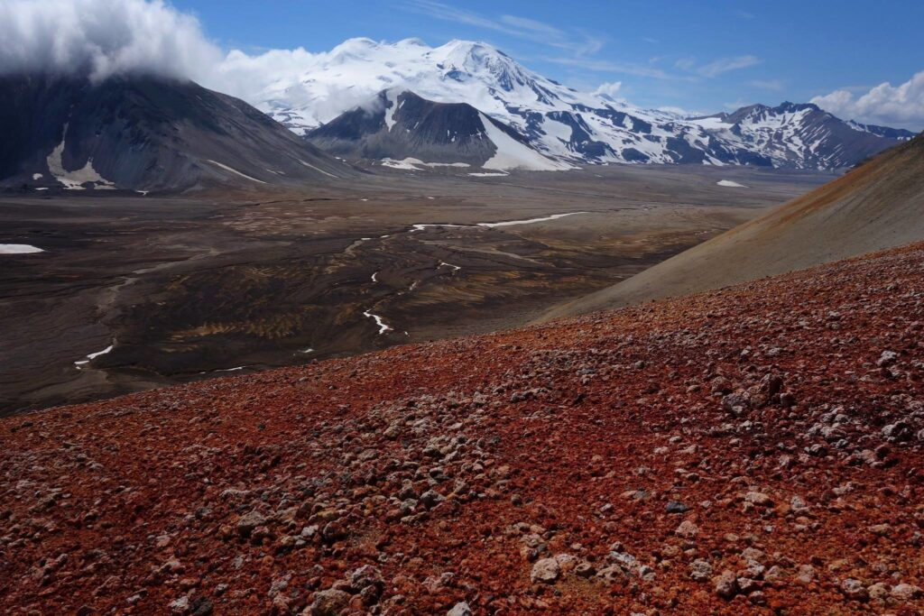 A view of the Valley of Then Thousand Smokes