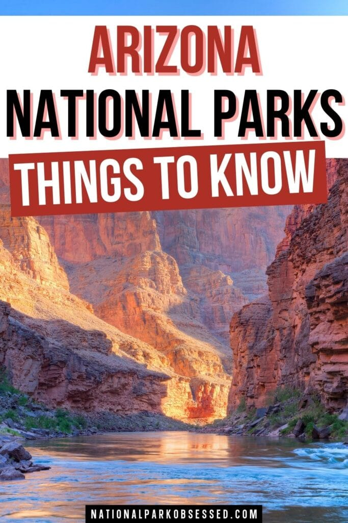 The national parks in Arizona showcase the power of water and the rich Native American history. These 22 Arizona National Parks are must-sees.  list of arizona national parks / what national parks are in arizona/ how many national parks are in Arizona / az national parks / national parks of Arizona / az national monuments / national monuments in Arizona / national parks near phoenix