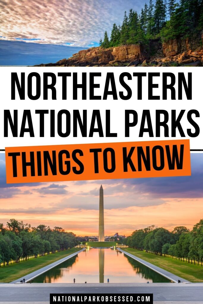 Looking to explore the National Parks in the Northeast?  Click HERE to learn all about the Northeastern National Parks plus a range of other national park units.   national parks north east / national parks northeast us/  northeast region nps / new hampshire national monuments / landmarks of the northeast region