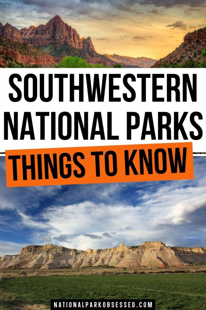 Looking to explore the National Parks in the Southwest? Click HERE to learn all about the Southwestern National Parks plus a range of other national park units.  map of southwest united states national parks / national parks in new mexico and arizona / national parks in southwestusa / southwest parks / southwest national park / national parks southwest / landmarks in the southwest region / best southwest national parks / national parks utah arizona nevada
