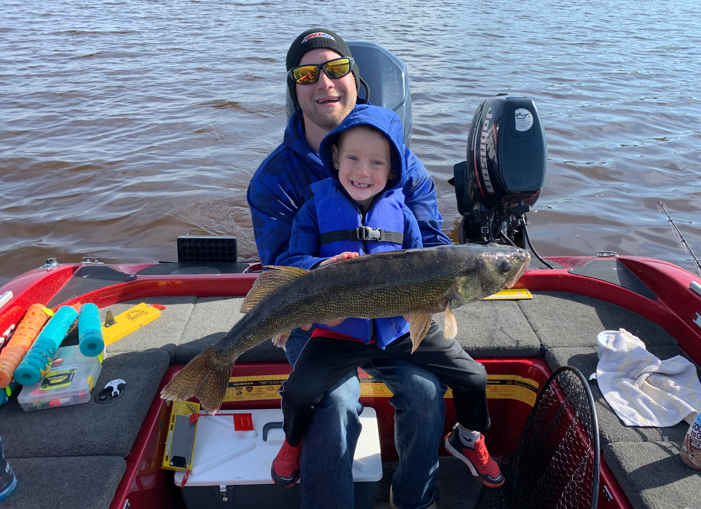 Northern Minnesota Walleye Guide Service