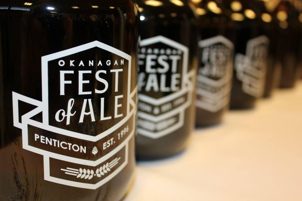 Okanagan Fest of Ale - Celebrating the best in craft beer and cider from BC and beyond!