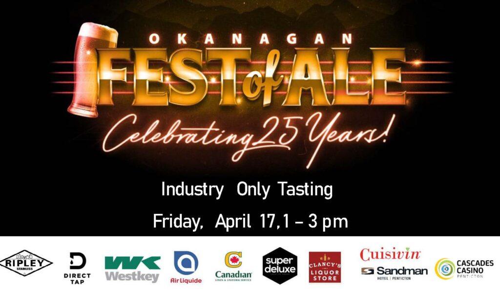Industry Invite #FestofAle2019