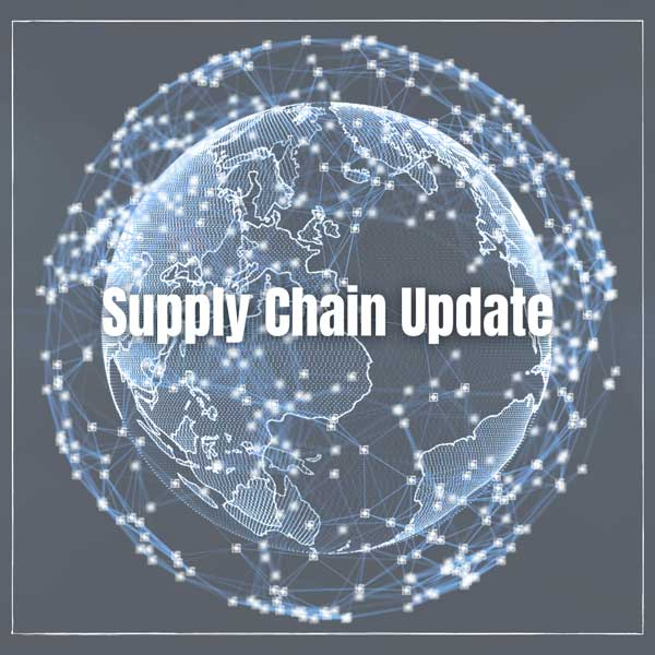 Electrical Distribution Supply Chain Update