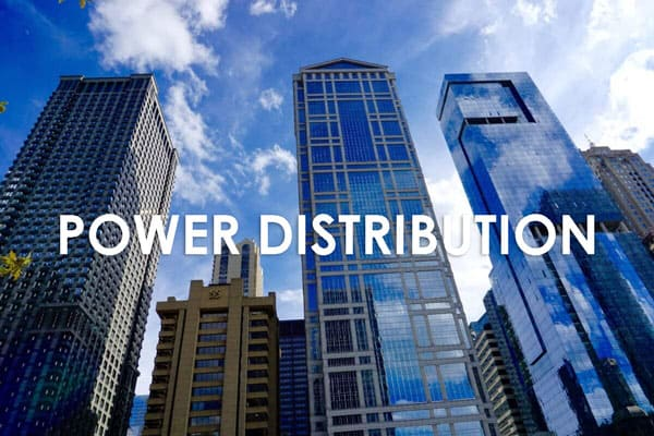 Tenant Improvement, High Rise, Electrical Supplies, Lighting, Power, Services, Conduit, Cable, Wire, Chicagoland