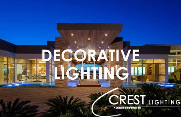 Decorative Lighting by Crest