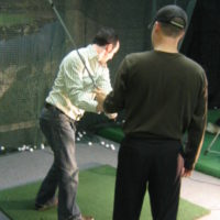 gary parker golf lesson