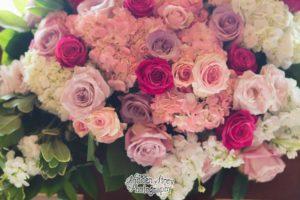 ceremony flowers wedding flowers