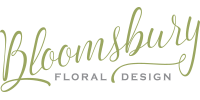Bloomsbury floral design