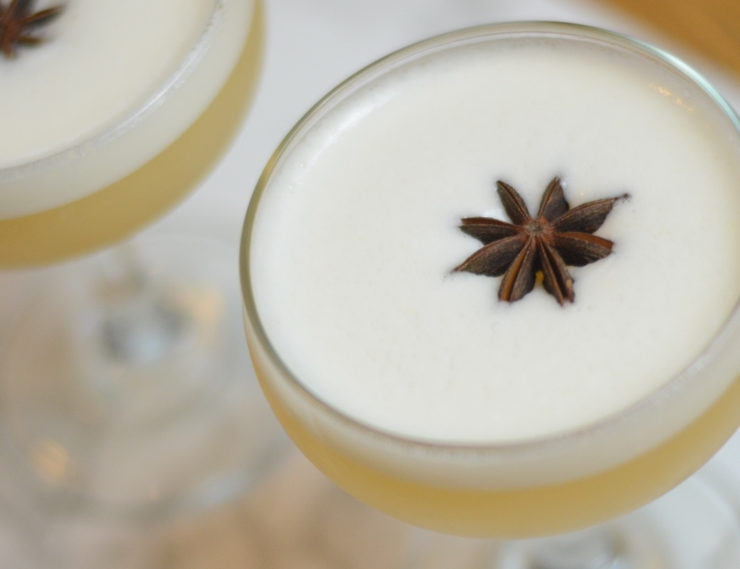 anise and cardamom cocktail