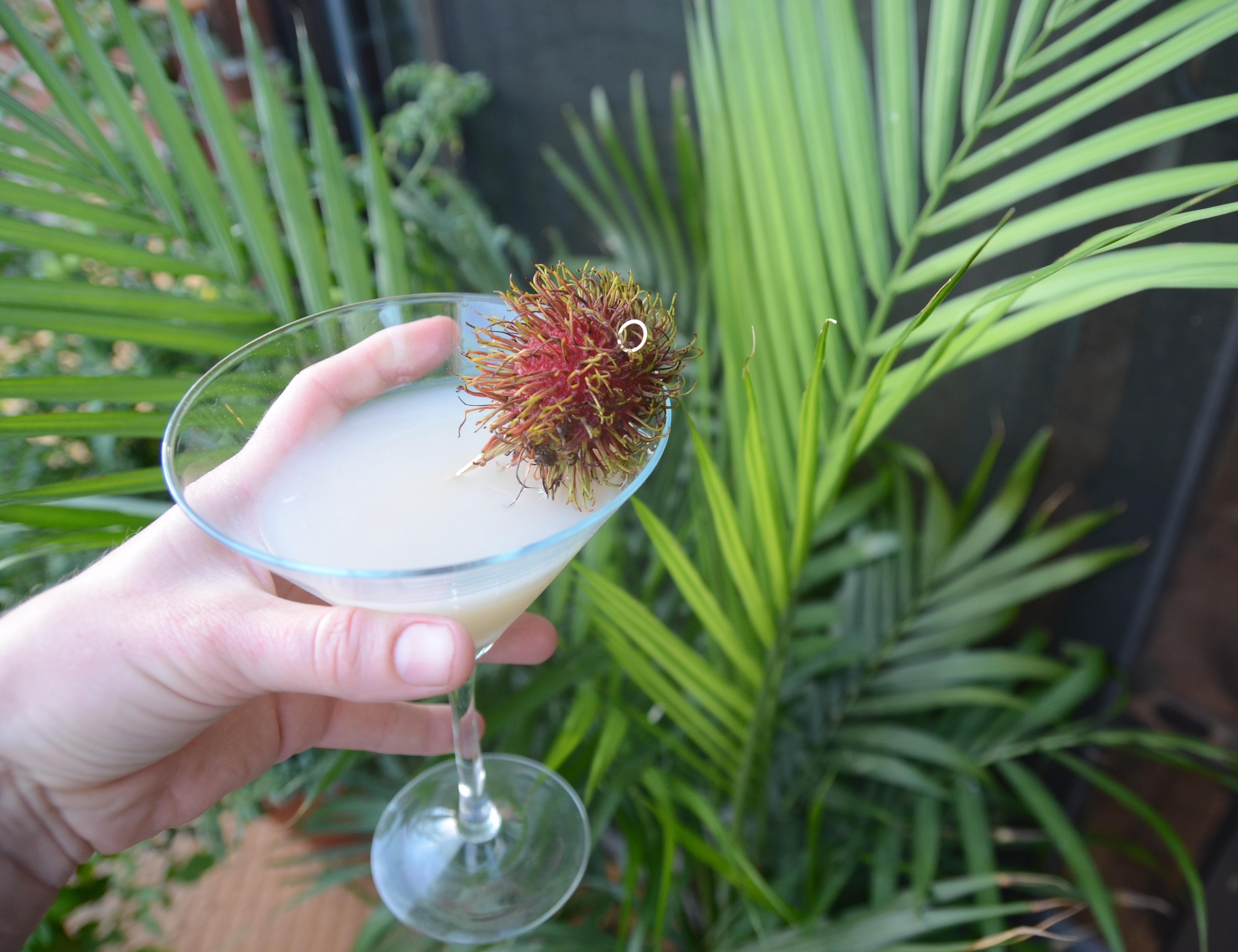 rambutan cocktail