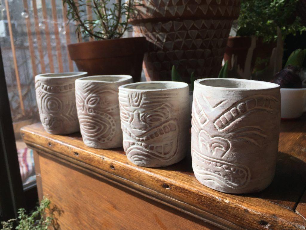 how to make tiki mugs