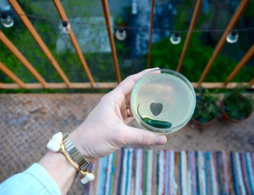 herb alpert mezcal tequila oregano cocktail