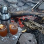 dry manhattan while camping