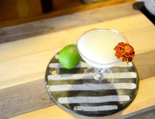 nigori sake shochu cocktail
