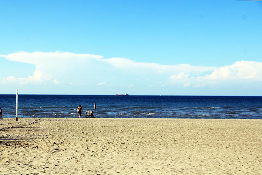 Beautiful Sandy Beaches