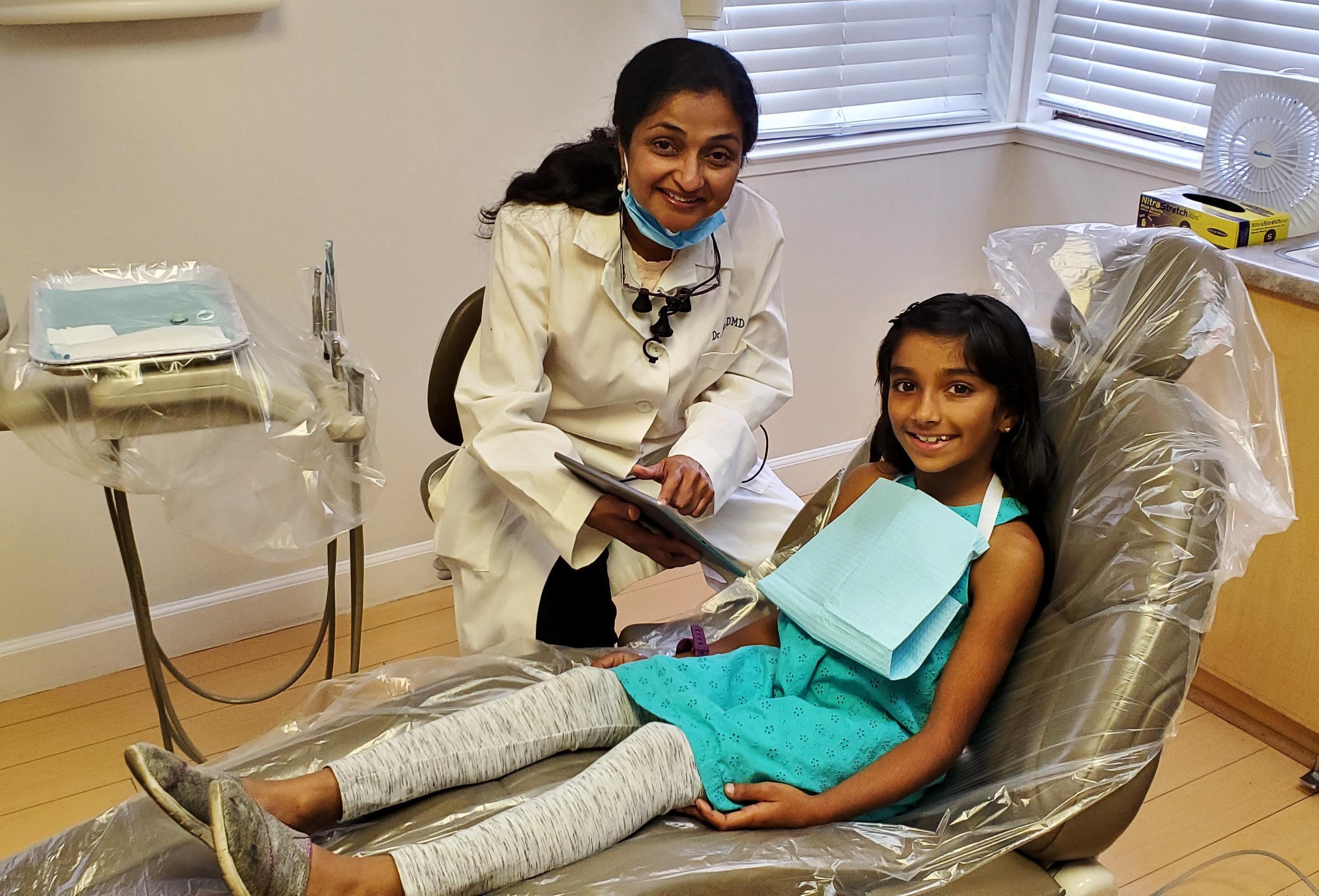 Cupertino Kids Dentist