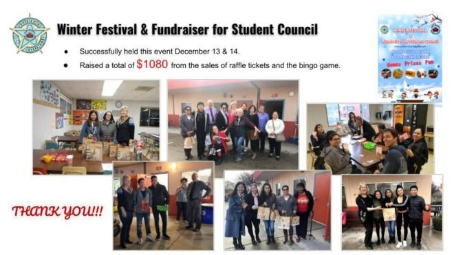 Festivals and Fundraisers for Student Community