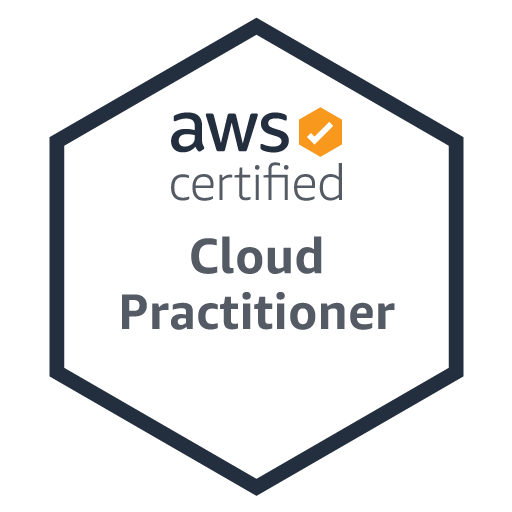 AWS Cloud Practitioner Certified