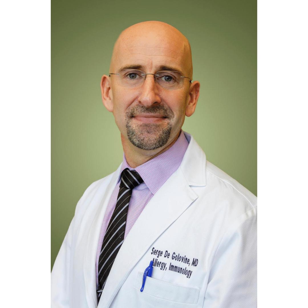 Dr. Serge De Golovine