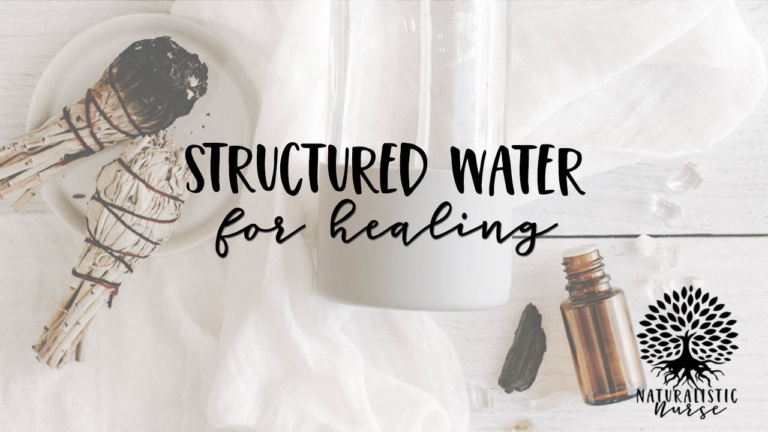structured water gem elixir