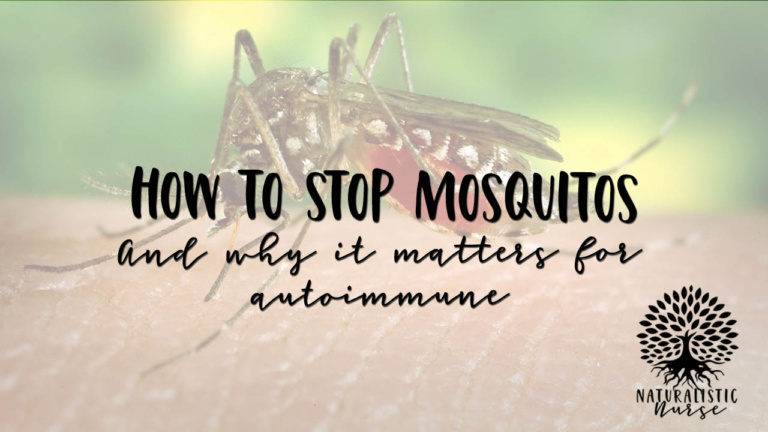 how to stop mosquito bites