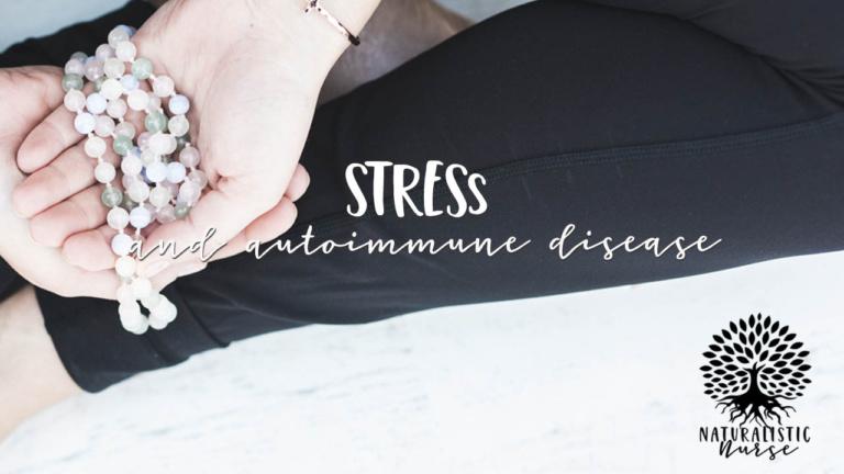 stress and autoimmune disease