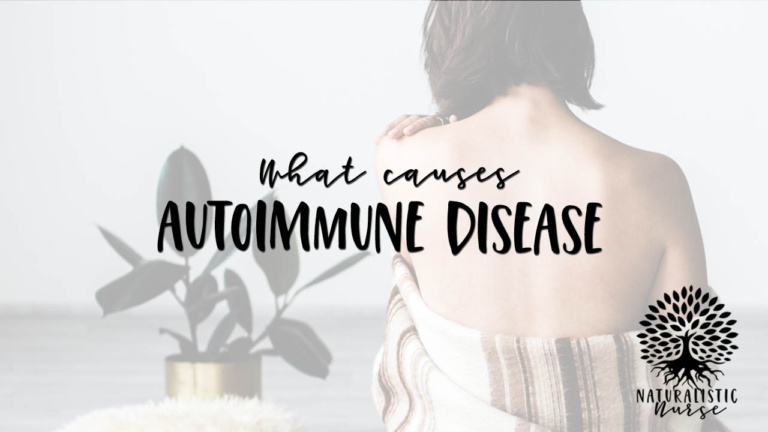 what causes autoimmune disease