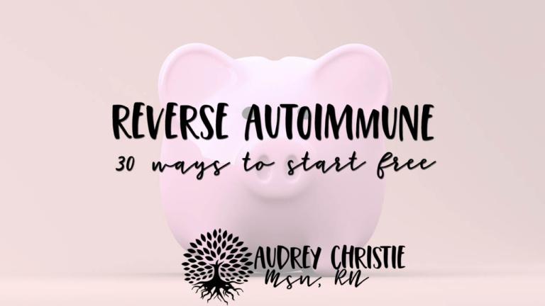 reverse autoimmune
