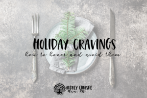 holiday cravings