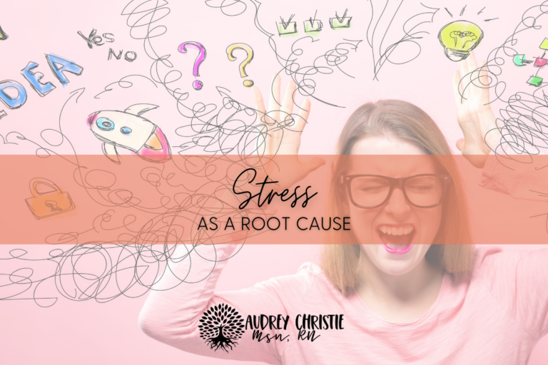 stress as a root cause title pictures